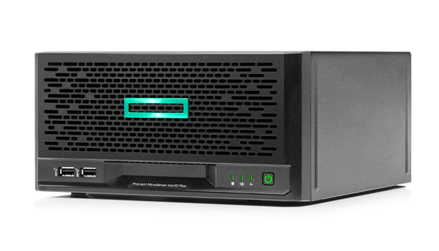 HPE ProLiant MicroServer Gen10 Plus 1